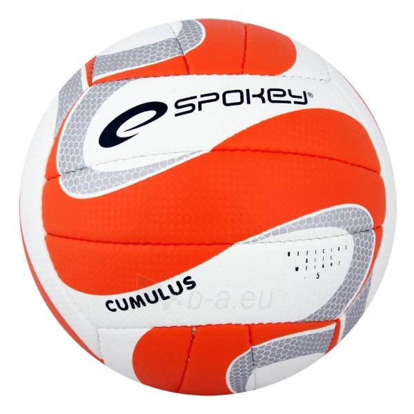 Tinklinio kamuolys Spokey CUMULUS II Orange/white Paveikslėlis 1 iš 1 310820011034