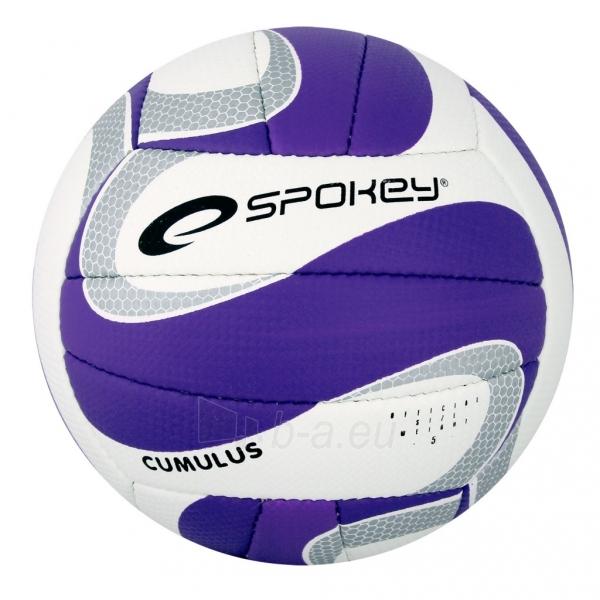 Tinklinio kamuolys Spokey CUMULUS II Violet Paveikslėlis 1 iš 7 310820027601