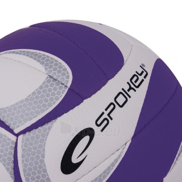 Tinklinio kamuolys Spokey CUMULUS II Violet Paveikslėlis 2 iš 7 310820027601