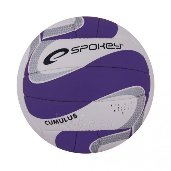 Tinklinio kamuolys Spokey CUMULUS II Violet Paveikslėlis 6 iš 7 310820027601