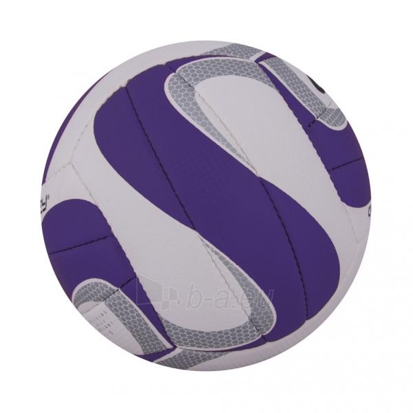 Tinklinio kamuolys Spokey CUMULUS II Violet Paveikslėlis 7 iš 7 310820027601