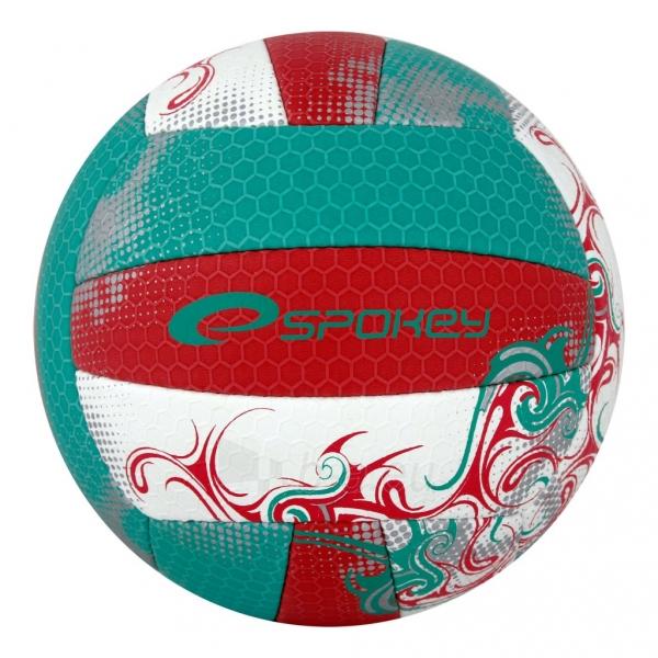Tinklinio kamuolys Spokey EOS Žalia- raudona grafika Paveikslėlis 1 iš 7 310820011913