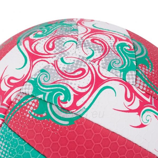 Tinklinio kamuolys Spokey EOS Žalia- raudona grafika Paveikslėlis 4 iš 7 310820011913