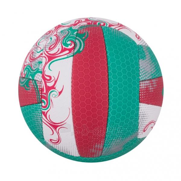 Tinklinio kamuolys Spokey EOS Žalia- raudona grafika Paveikslėlis 6 iš 7 310820011913