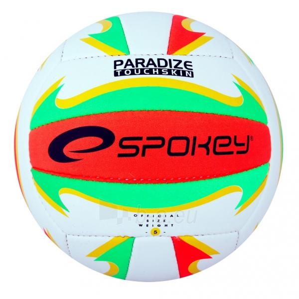 Tinklinio kamuolys Spokey PARADIZE II Žalia grafika Paveikslėlis 1 iš 1 310820011030