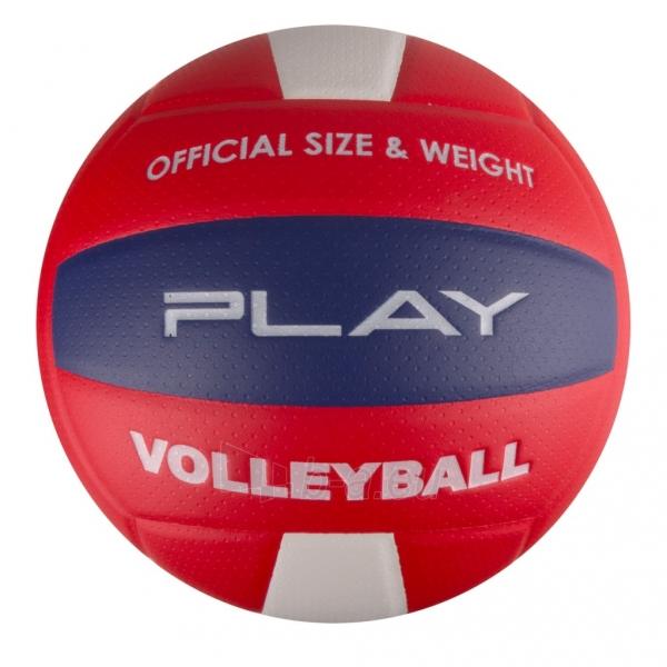 Tinklinio kamuolys Spokey PLAY II Red Paveikslėlis 1 iš 7 310820027602