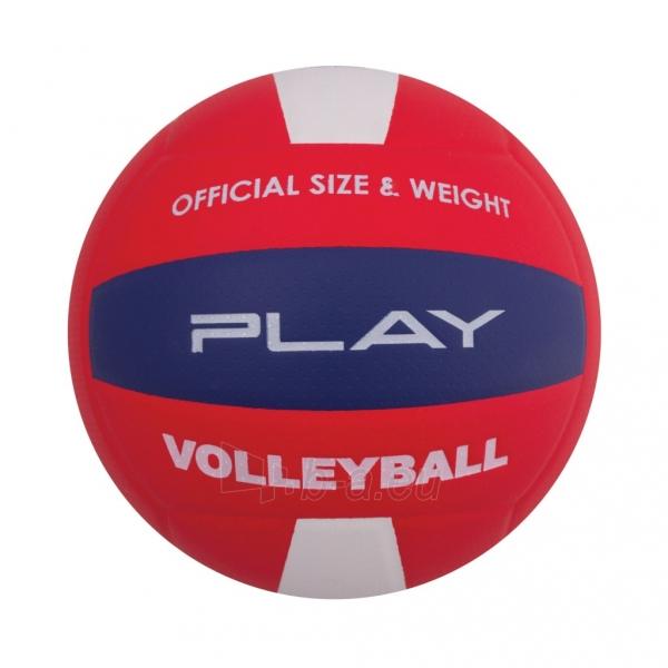 Tinklinio kamuolys Spokey PLAY II Red Paveikslėlis 2 iš 7 310820027602