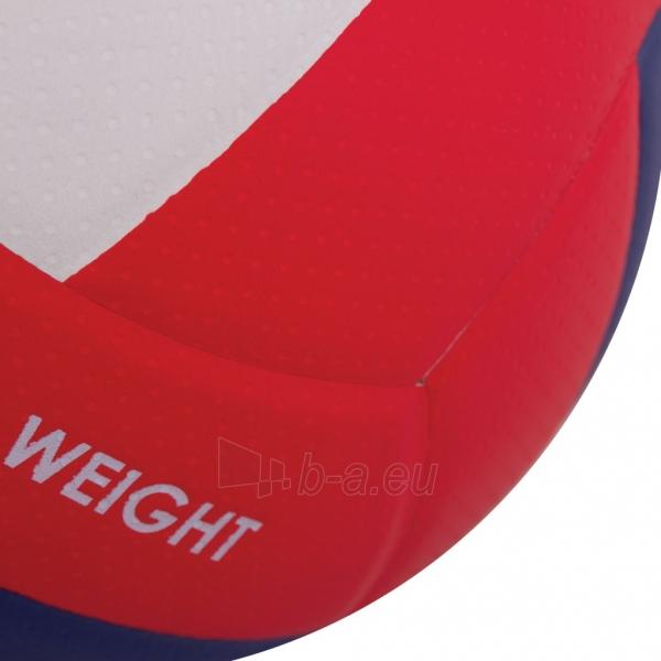 Tinklinio kamuolys Spokey PLAY II Red Paveikslėlis 6 iš 7 310820027602