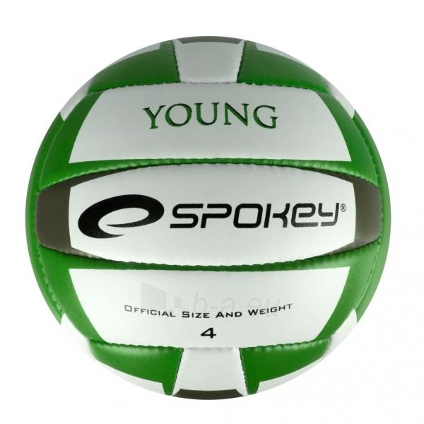 Tinklinio kamuolys Spokey Young II Green Paveikslėlis 1 iš 1 310820027804