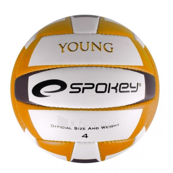 Tinklinio kamuolys Spokey Young II Yellow Paveikslėlis 1 iš 1 310820027803