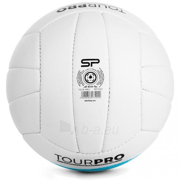 Tinklinio kamuolys TOURPRO Paveikslėlis 3 iš 4 310820217964