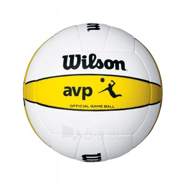 Tinklinio kamuolys Wilson AVP Official WTH4308XDEF Paveikslėlis 1 iš 1 250702000497