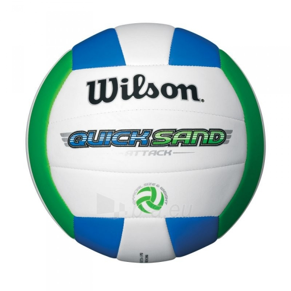 Tinklinio kamuolys Wilson AVP Quicksand Attack WTH4892XB Paveikslėlis 1 iš 1 250702000500