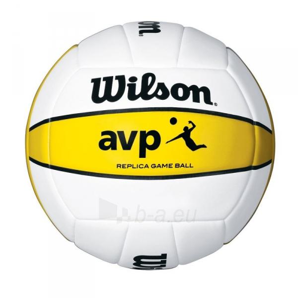 Tinklinio kamuolys Wilson AVP Replica WTH46700X Paveikslėlis 1 iš 1 250702000503