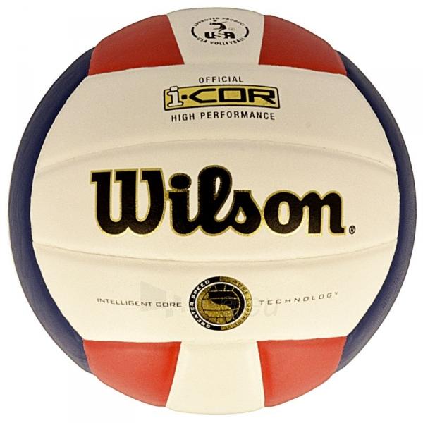 Tinklinio kamuolys Wilson I-COR High Performance WTH7700XRWB Paveikslėlis 1 iš 2 250702000496