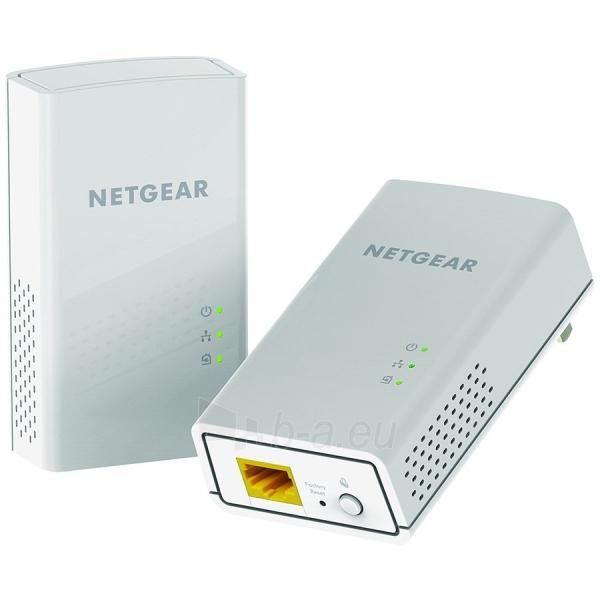 Tinklo įranga Powerline 1000, 1port 1000Mbps with Homeplug AV2. Its ideal for HD video streaming and lag-free gaming Paveikslėlis 1 iš 1 310820042232