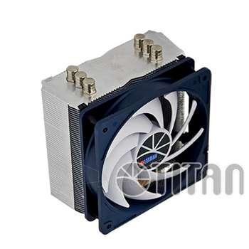 TITAN CPU UNI COOLER PWM Z-AXIS Paveikslėlis 1 iš 1 250255200177