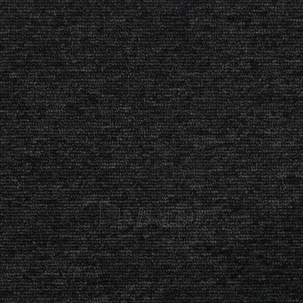TIVOLI 21107, 25X100 cm, tamsiai pilkos kiliminės plytelės Paveikslėlis 1 iš 1 310820029701