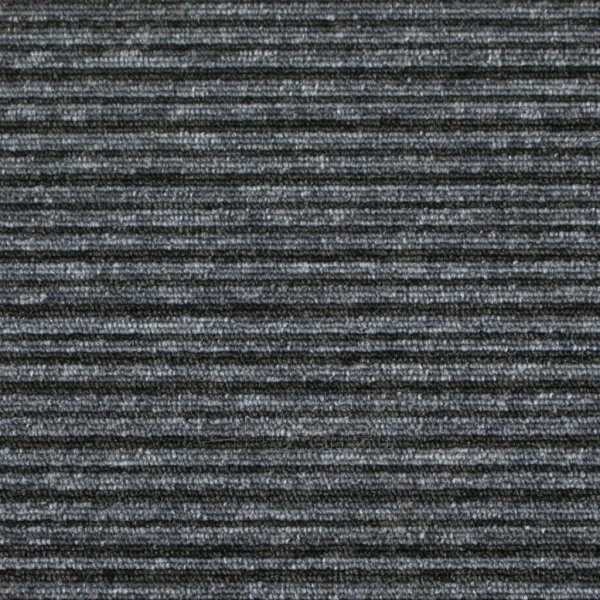 TIVOLI 21203, 25X100 cm, pilkos dryžiais kiliminės plytelės Paveikslėlis 1 iš 1 310820029699