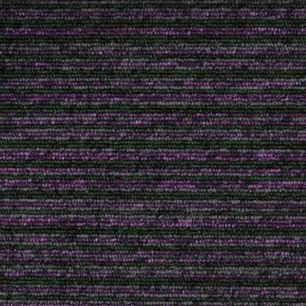 TIVOLI 21205, 25X100 cm, violetinės kiliminės plytelės Paveikslėlis 1 iš 1 310820029702