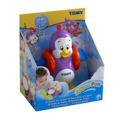 TOMY 2755 Splashy the Penguin Aqua Fun Paveikslėlis 1 iš 2 250710500081