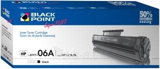 Toner Black Point LBPPH06A | Black | 3400 p. | HP C3906A Paveikslėlis 1 iš 1 310820048598