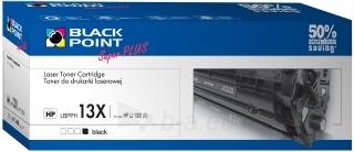 Toner Black Point LBPPH13X | Black | 4100 p. | HP Q2613X Paveikslėlis 1 iš 1 310820048585