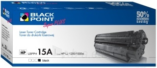 Toner Black Point LBPPH15A   Black   3700 p.   HP C7115A Paveikslėlis 1 iš 1 310820048582