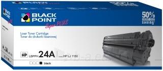 Toner Black Point LBPPH24A | Black | 4100 p. | HP Q2624A Paveikslėlis 1 iš 1 310820048581
