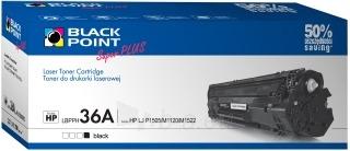 Toner Black Point LBPPH36A | Black | 2700 p. | HP CB436A Paveikslėlis 1 iš 1 310820048576