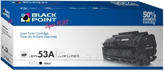 Toner Black Point LBPPH53A | Black | 3900 p. | HP Q7553A Paveikslėlis 1 iš 1 310820048588