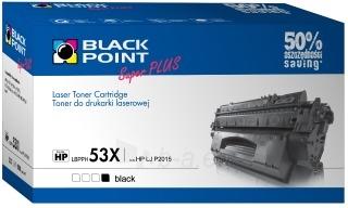 Toner Black Point LBPPH53X | Black | 9300 p. | HP Q7553X Paveikslėlis 1 iš 1 310820048589