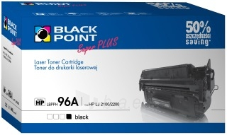 Toner Black Point LBPPH96A | Black | 6400 p. | HP C4096A Paveikslėlis 1 iš 1 310820048590