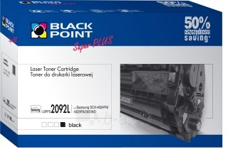 Toner Black Point LBPPS2092L   Black   6000 p.   Samsung MLT-D2092L Paveikslėlis 1 iš 1 310820048605
