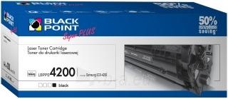Toner Black Point LBPPS4200 | Black | 4100 p. | Samsung SCX-4200D3 Paveikslėlis 1 iš 1 310820048610