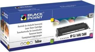 Toner Black Point LCBPH1600Y | Yellow | 2000 p. | HP Q6002A Paveikslėlis 1 iš 1 310820048651