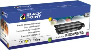 Toner Black Point LCBPH3525Y | Yellow | 7000 p. | HP CE252A Paveikslėlis 1 iš 1 310820048662