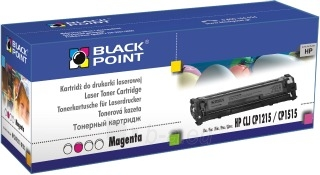 Toner Black Point LCBPHCP1215M | Magenta | 1400 p. | HP CB543A Paveikslėlis 1 iš 1 310820048654