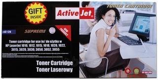Toneris ActiveJet AT-12N | Black | 2600 psl | HP Q2612A Paveikslėlis 1 iš 1 310820044830