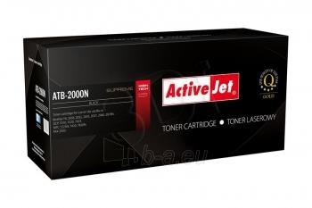 Toneris ActiveJet AT-2000N | Black | 2500 psl | Brother TN-2000 Paveikslėlis 1 iš 1 310820044842