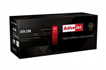 Toneris ActiveJet AT-24N | Black | 3100 psl | HP Q2624A Paveikslėlis 1 iš 1 310820044832