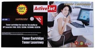Toneris ActiveJet AT-49N | Black | 3200 psl | HP Q5949A Paveikslėlis 1 iš 1 310820044835