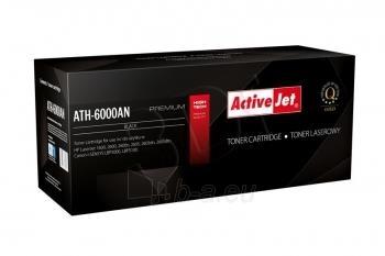 Toneris ActiveJet AT-600B | Black | 2500 psl | Remanuf. + new OPC | HP Q6000A Paveikslėlis 1 iš 1 310820044849