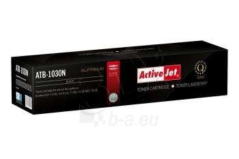 Toneris ActiveJet ATB-1030N | black | 1000 str. | Brother TN-1030 / TN-1050 Paveikslėlis 1 iš 1 310820044915