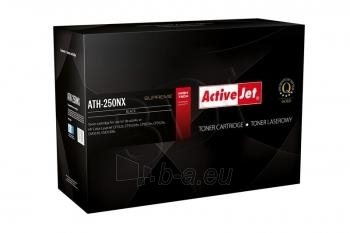 Toneris ActiveJet ATH-250NX | black | 10500 str. | HP HP CE250X (504X), Canon CR Paveikslėlis 1 iš 1 310820044933