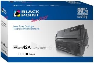 Toneris Black Point LBPPH42A | Black | 13200 p. | HP Q5942A Paveikslėlis 1 iš 1 310820048694