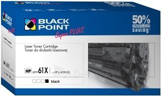 Toneris Black Point LBPPH61X   Black   11500 p.   HP C8061X Paveikslėlis 1 iš 1 310820048692