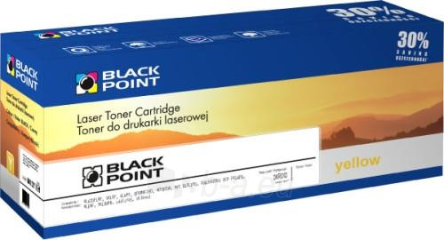 Toneris Black Point LCBPBTN325/328Y | yellow | 6000 pp. | Brother TN32 Paveikslėlis 1 iš 1 310820044524