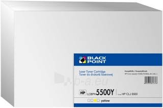 Toneris Black Point LCBPH5500Y | Yellow | 12000 p. | HP C9732A Paveikslėlis 1 iš 1 310820048674