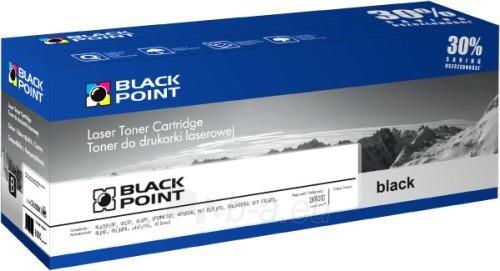 Toneris Black Point LCBPHCP3525XBK | juodas | 11500 pp. | HP CE250X Paveikslėlis 1 iš 1 310820044551